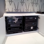 Oubaai George - Rack Pull-out cabinet