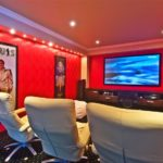 Pinnacle Point, Mossel Bay - Home Theatre Install